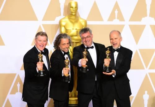 La notte degli Oscar. Ecco i vincitori 12