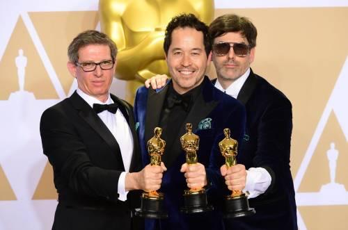 La notte degli Oscar. Ecco i vincitori 13