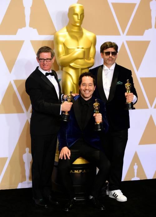 La notte degli Oscar. Ecco i vincitori 15