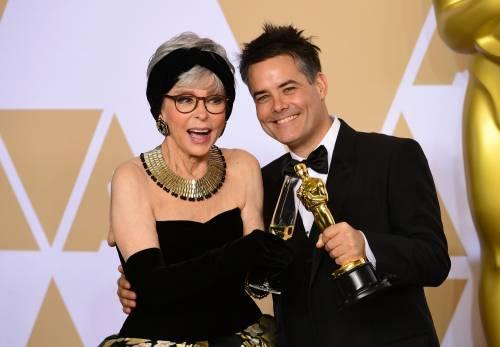 La notte degli Oscar. Ecco i vincitori 16