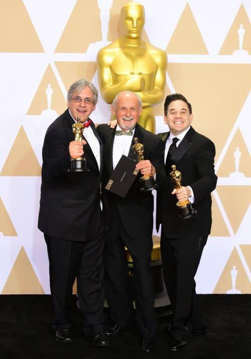 La notte degli Oscar. Ecco i vincitori 19