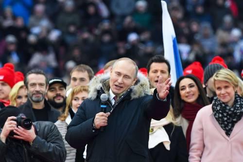 Putin forte come nel 2004. La sicurezza il fattore chiave