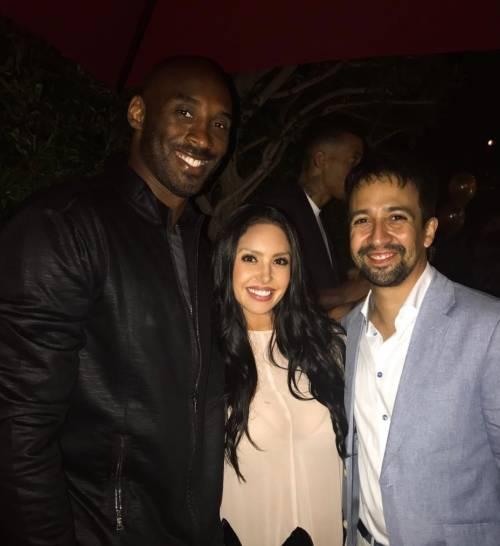 Kobe Bryant agli Oscar 2018: foto 3