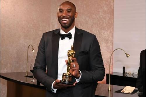 Kobe Bryant agli Oscar 2018: foto 7