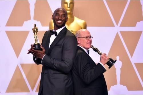 Kobe Bryant agli Oscar 2018: foto 8