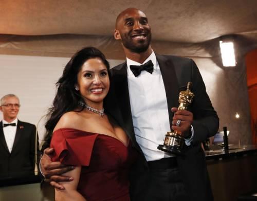 Kobe Bryant agli Oscar 2018: foto 9