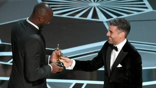 Kobe Bryant agli Oscar 2018: foto 13