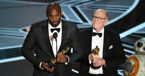 Kobe Bryant agli Oscar 2018: foto 14