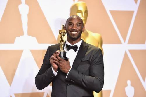 Kobe Bryant agli Oscar 2018: foto 16