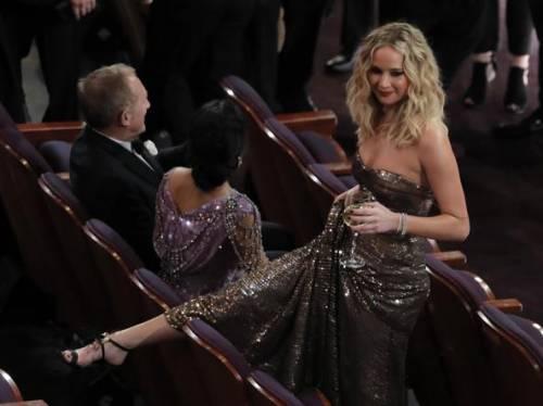 Oscar 2018: i look più strani