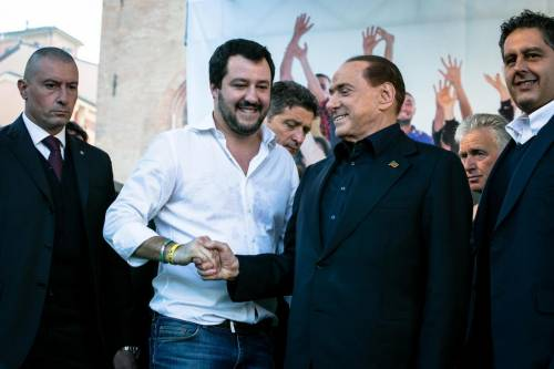 Salvini sente Berlusconi e Meloni: ecco cosa si sono detti
