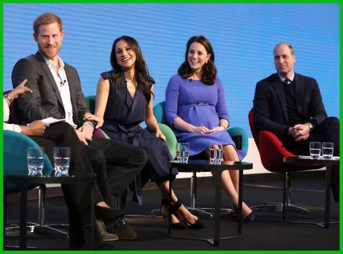 Kate Middleton e Meghan Markle 8