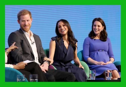 Kate Middleton e Meghan Markle 9