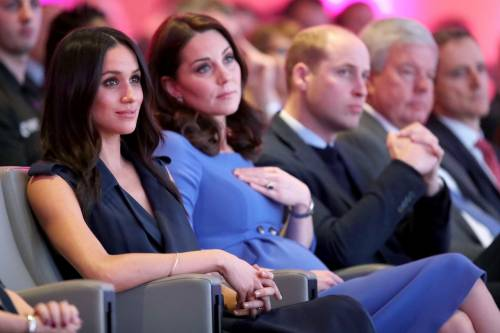 Kate Middleton e Meghan Markle 12