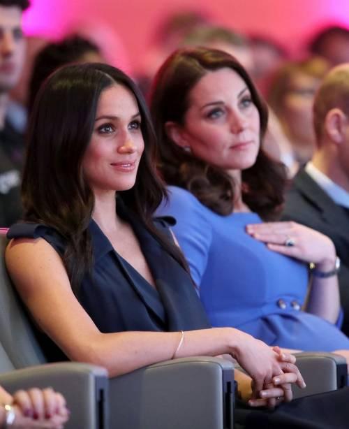 Kate Middleton e Meghan Markle 13