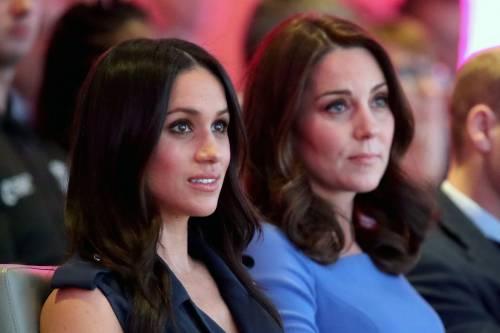 Kate Middleton e Meghan Markle 16
