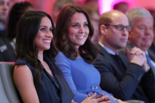 Kate Middleton e Meghan Markle 18