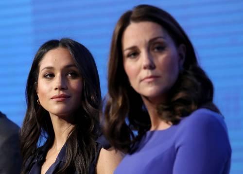 Kate Middleton e Meghan Markle 2