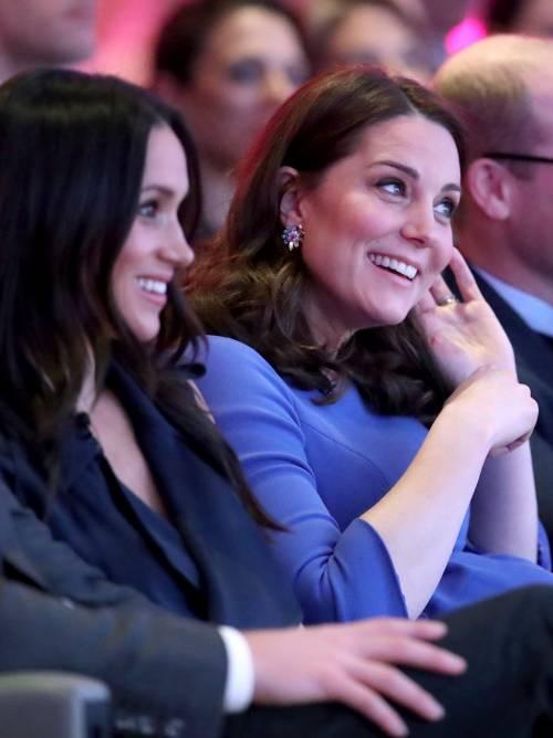 Kate Middleton e Meghan Markle 5