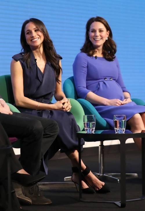 Kate Middleton e Meghan Markle 7