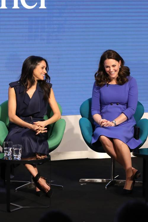 Kate Middleton e Meghan Markle 10