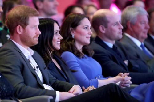 Kate Middleton e Meghan Markle 11
