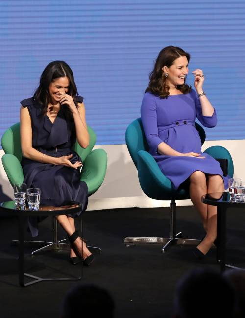Kate Middleton e Meghan Markle 19