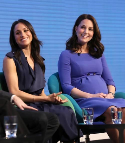Kate Middleton e Meghan Markle 20
