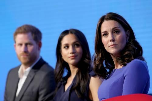 Kate Middleton e Meghan Markle 1