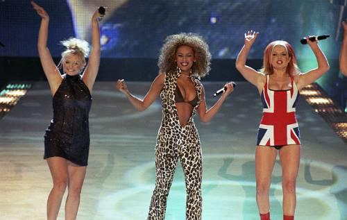 Le Spice Girls e Meghan Markle, foto 2