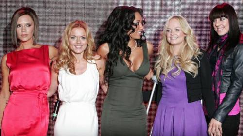 Le Spice Girls e Meghan Markle, foto 4