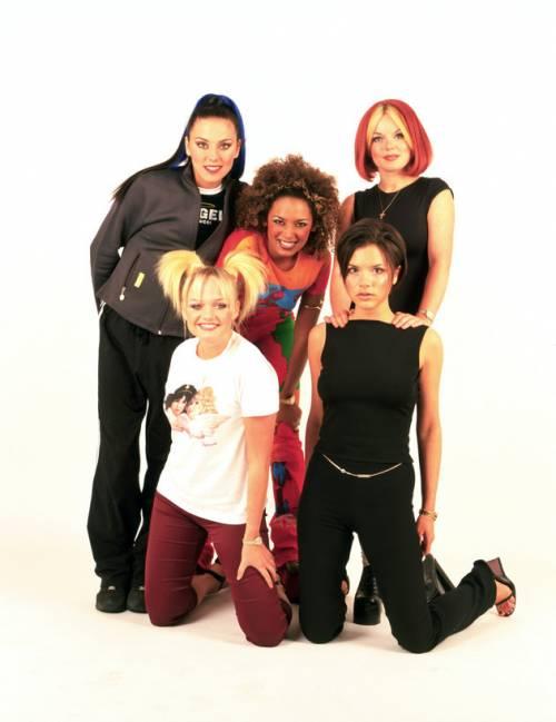 Le Spice Girls e Meghan Markle, foto 5