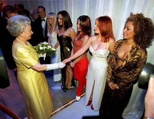 Le Spice Girls e Meghan Markle, foto 9