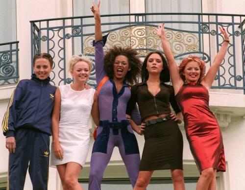 Le Spice Girls e Meghan Markle, foto 10