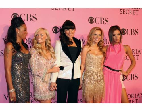 Le Spice Girls e Meghan Markle, foto 12