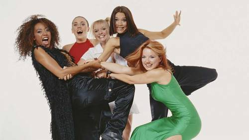 Le Spice Girls e Meghan Markle, foto 14
