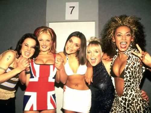 Le Spice Girls e Meghan Markle, foto 15