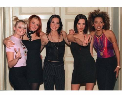 Le Spice Girls e Meghan Markle, foto 3