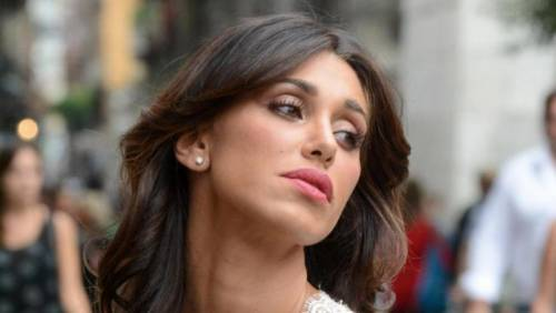 Belen Rodriguez, le foto della showgirl 17