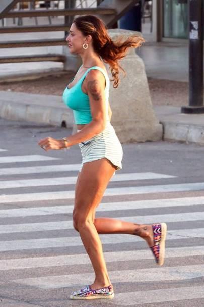 Belen Rodriguez, le foto della showgirl 6