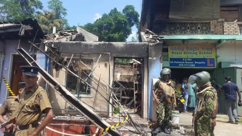 Buddisti e musulmani, è scontro In Sri Lanka