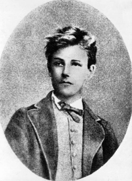 La vedova e l'addio alla poesia. I segreti di Rimbaud a Milano
