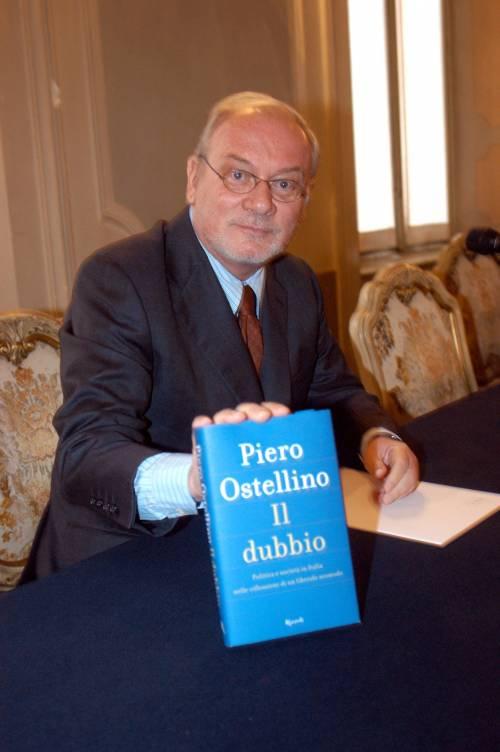 Addio Ostellino. Argine liberale al marxismo