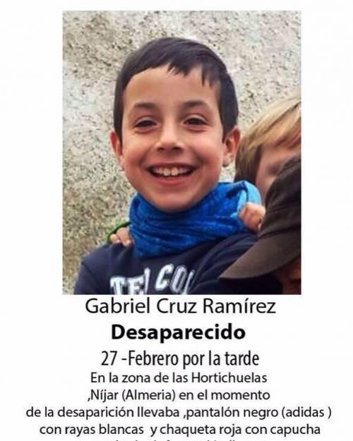 Spagna, trovato cadavere bimbo scomparso: arrestata la compagna del padre