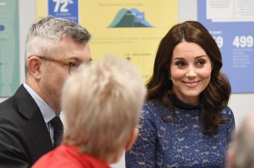 Kate Middleton, le foto della gravidanza 8