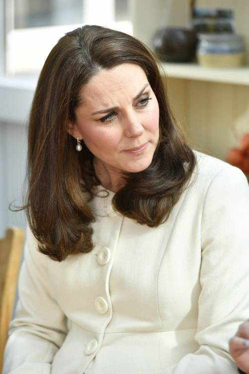 Kate Middleton, le foto della gravidanza 4