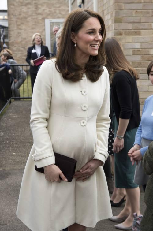 Kate Middleton, le foto della gravidanza 5