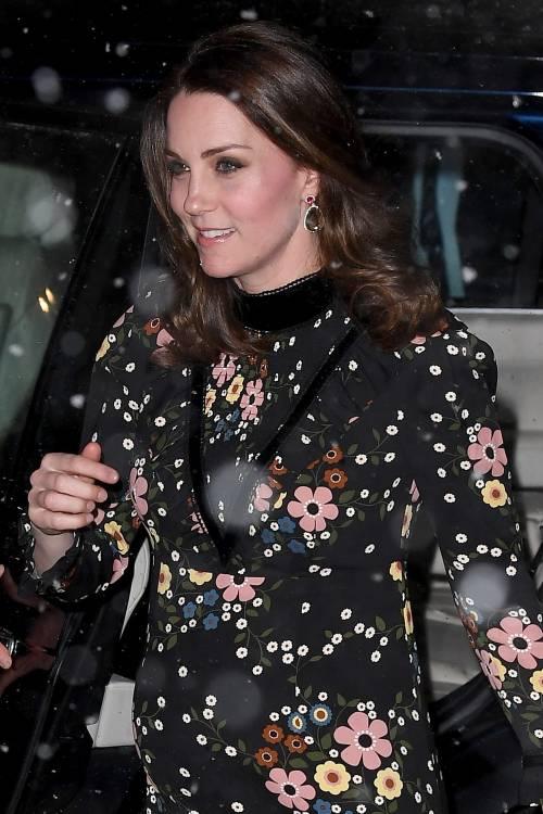 Kate Middleton, le foto della gravidanza 9
