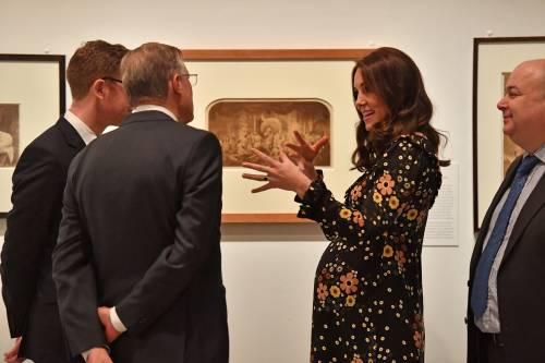 Kate Middleton, le foto della gravidanza 10