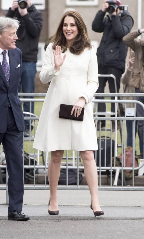 Kate Middleton, le foto della gravidanza 11